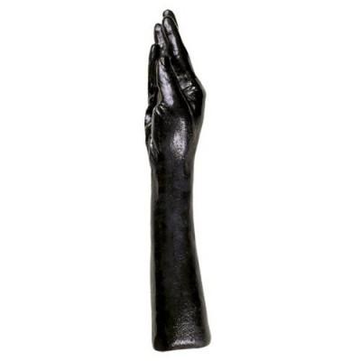 fallo per fisting a forma di braccio 39 cm X 7 cm in PVC Plastisol