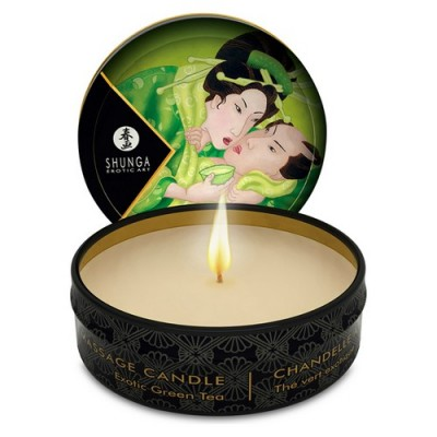 Candela Shunga 30gr. Zenitude, aroma pera/thè verde