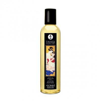 Olio massaggi Shunga ADORABLE fragranza cocco 250 ML