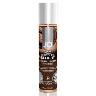 Lubrificantre acqua System JO - H2O gusto Cioccolato 30 ml