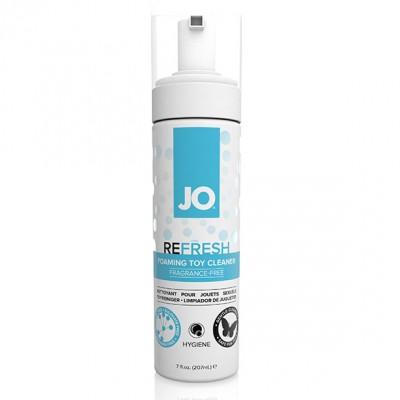 schiuma igienizzante per sex toys Refresh Foaming Toy Cleaner 207 ml