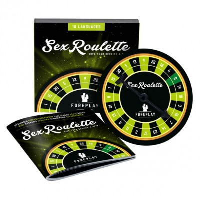 Sex Roulette Foreplay 10 Lingue