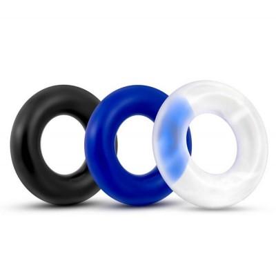 X-Basic Donut Rings 3 Pack